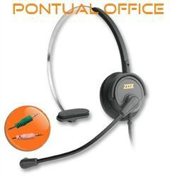 Fone Headset HZ-30R Zox Multimidia