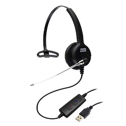 Headset USB DH-80T Zox com Headset HZ-80