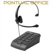 Telefone Headset HSB 50 Intelbras com Teclado - HSB50